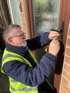 Mulley Locksmiths, opening a lock in Bexhill
